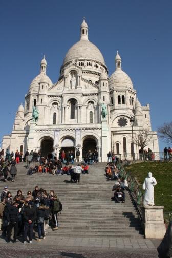 Basílica del Sagrado Corazón de París