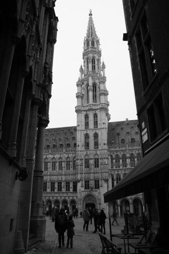 Plaza Central de Bruselas