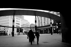 Bruselas es gris