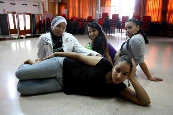 Chicas Marroquíes, Molina de Segura, 2010