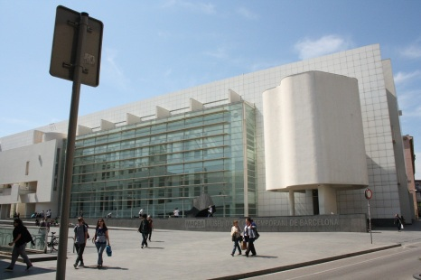 MACBA. Museo de Arte Contemporáneo de Barcelona