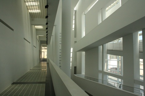 MACBA, interior