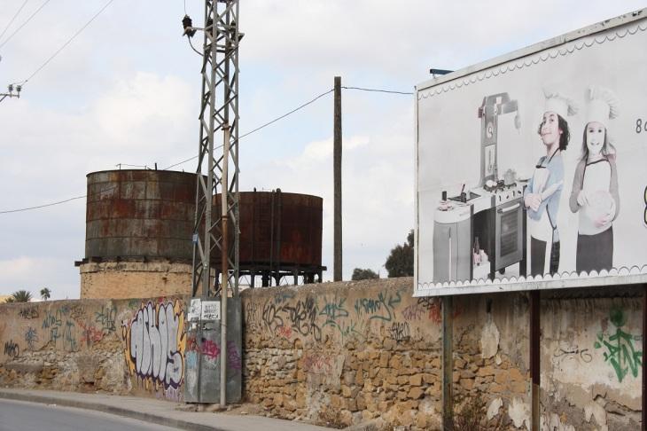 """""""Qué quieres ser de mayor? """" Estación de trenes de Murcia, 2011"""