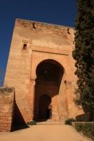 Puerta de la Justicia, en la Alhambra