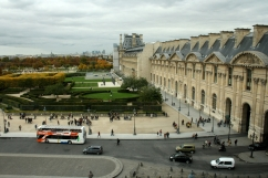Exterior del Louvre